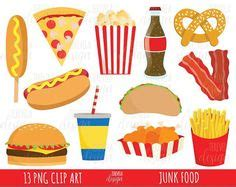Research paper on junk food