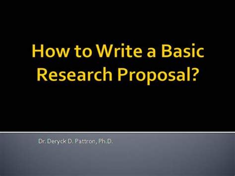 Cover page for phd proposal